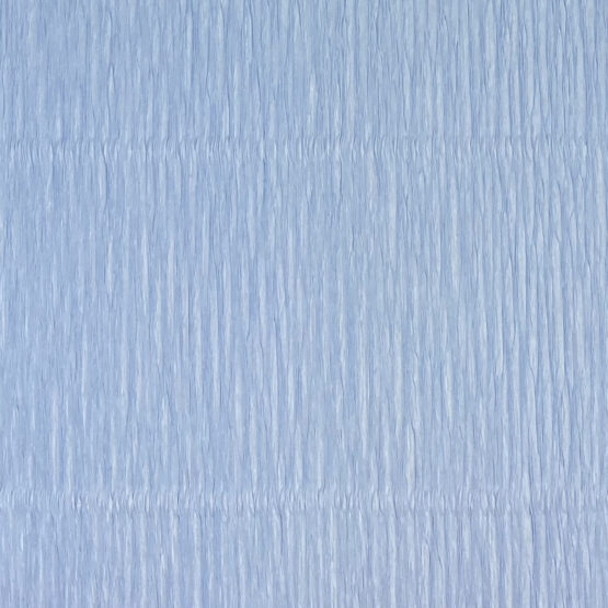 Lyseblå – 140g crepe papir