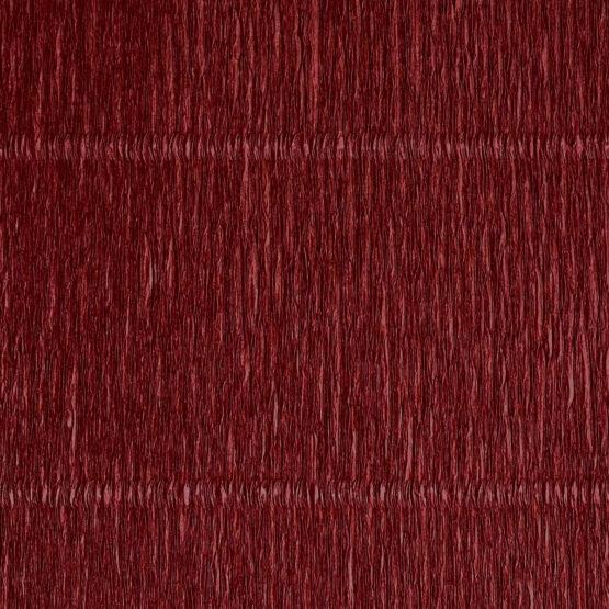 Vinrød – 180g crepe papir