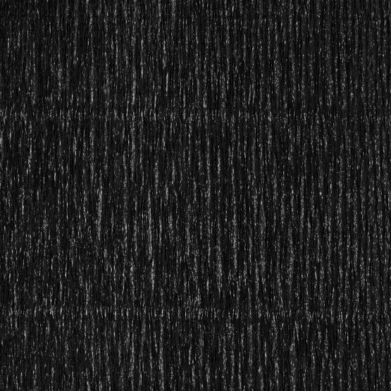Sort – 180g crepe papir