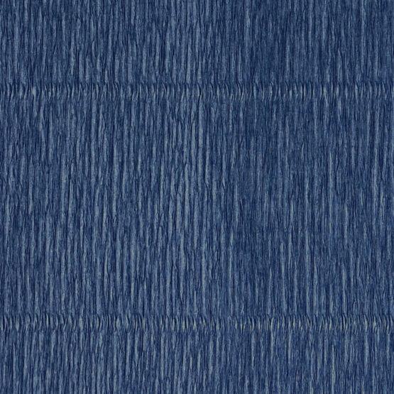 Blå – 180g crepe papir