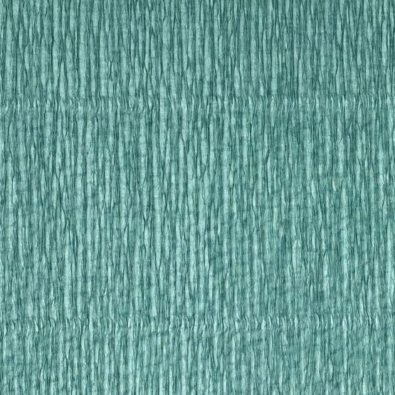 Blågrøn – 180g crepe papir